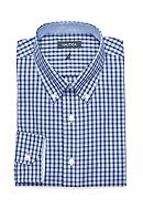 Nautica East Port  Checked Button Down Shirt