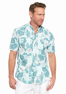 Ocean & Coast® Short Sleeve Printed Fishing Shirt