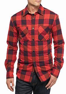 Ocean & Coast Nylon Lined Shirt Jacket