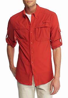 Ocean & Coast Long Sleeve Stretch Fishing Shirt