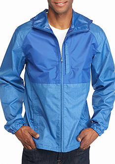 Ocean & Coast® Waterproof Wind Breaker Jacket With Hood