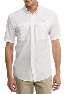 Ocean & Coast Short Sleeve Solid Fishing Shirt