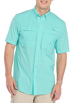 Ocean & Coast Short Sleeve Solid Fishing Shirt