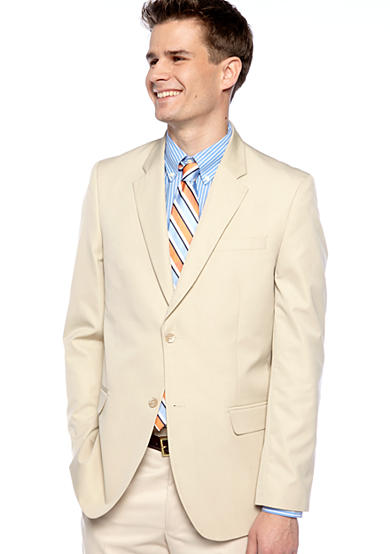 Greg Norman® Classic Fit Stone Suit Separate Coat