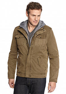 Levi's® Big & Tall Cotton Canvas Jacket