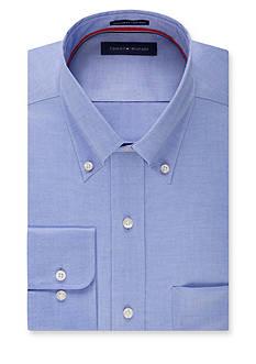 Tommy Hilfiger® Non Iron Soft Touch Regular Fit Dress Shirt