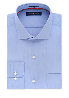 Tommy Hilfiger® Non Iron Soft Touch Regular Fit Dress Shirt