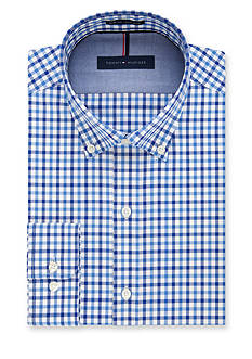Tommy Hilfiger® Big & Tall Non-Iron Regular Fit Dress Shirt