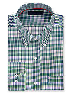 Tommy Hilfiger Non-Iron Soft Touch Regular-Fit Dress Shirt