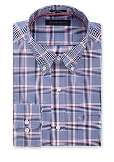 Tommy Hilfiger Non Iron Soft Touch Regular Fit Dress Shirt