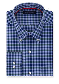 Tommy Hilfiger Non-Iron Soft Touch Regular Fit Dress Shirt