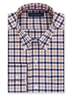 Tommy Hilfiger Non-Iron Soft Touch Regular Fit Dress Shirt