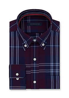 Tommy Hilfiger Non Iron Regular Fit Dress Shirt