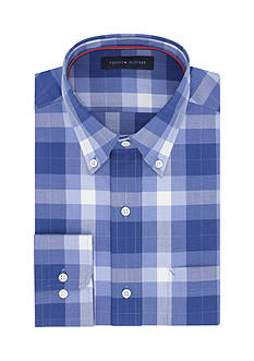 Tommy Hilfiger Non Iron Regular Fit Dress Shirt
