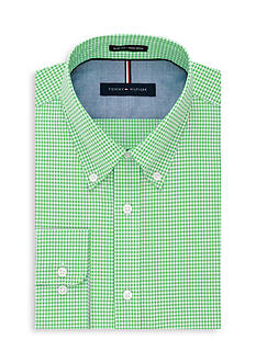 Tommy Hilfiger Non Iron Slim Fit Dress Shirt