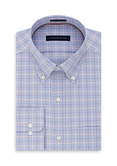 Tommy Hilfiger Easy Care Non Iron Regular Fit Dress Shirt