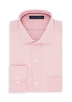 Tommy Hilfiger Non Iron Big and Tall Fit Dress Shirt
