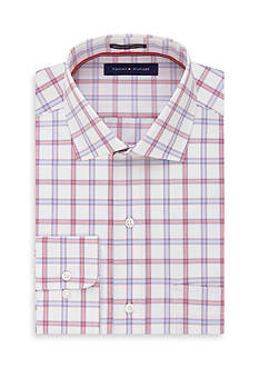 Tommy Hilfiger Big and Tall Non-Iron Fit Dress Shirt