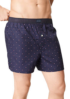 Tommy Hilfiger® Logo Woven Boxers