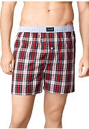 Tommy Hilfiger® Plaid Woven Boxers