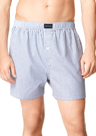 Tommy Hilfiger Stripe Woven Boxers