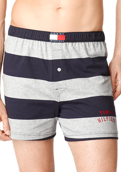 Tommy Hilfiger® Rugby Stripe Knit Boxers