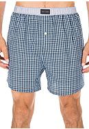 Tommy Hilfiger® Blue Check Woven Boxers