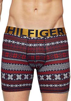 Tommy Hilfiger Plaid Bold Boxer Briefs - Single Pair