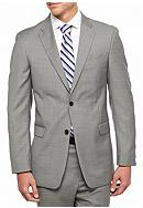 Tommy Hilfiger Classic Fit Shark Wool Sport Coat