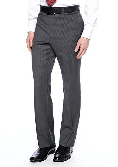Tommy Hilfiger® Classic Fit Stripe Suit Separate Pants