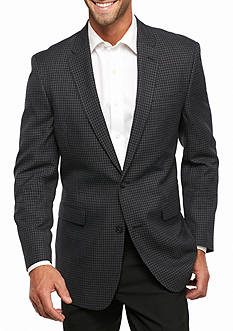 Tommy Hilfiger Classic Fit Check Sport Coat