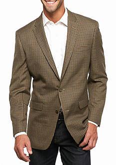 Tommy Hilfiger Classic Fit Check Sport Coat