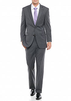 Tommy Hilfiger Classic-Fit Solid Suit