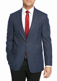 Tommy Hilfiger Classic Fit Tic Soft Sport Coat