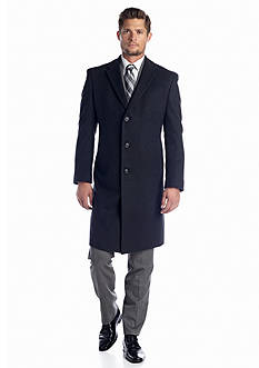 Tommy Hilfiger® Bolton Charcoal Coat