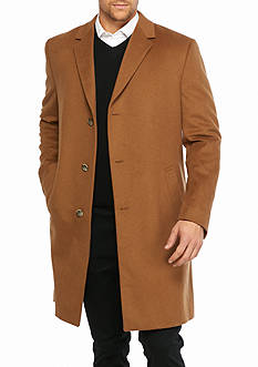 Tommy Hilfiger Barnes Single Breasted Walker Coat