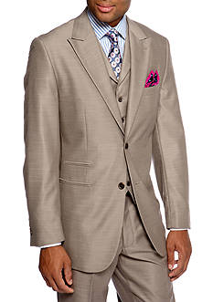 Steve Harvey® Classic Fit Solid Suit Separate Coat