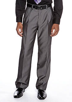 Steve Harvey® Classic Fit Pinstripe Suit Separate Pants