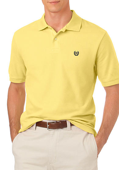 Chaps Solid Basic Polo