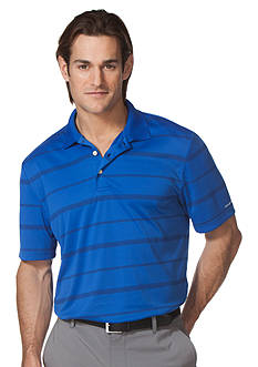 Chaps Striped Golf Polo Shirt