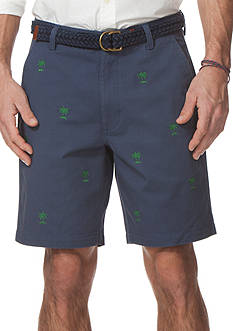 Chaps Tropical Twill Short