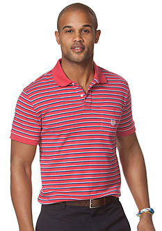 Chaps Nautical Cotton Polo Shirt