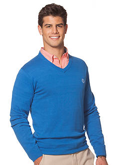 Chaps V-Neck Sweater