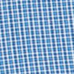 Men: Chaps Casual Shirts: Crayon Blue Chaps Mini-Checked Poplin Shirt