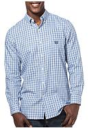 Chaps Gingham Twill Shirt
