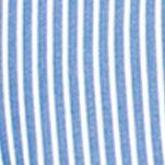 Men: Chaps Casual Shirts: Crayon Blue Chaps Striped Poplin Shirt