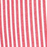 Mens Casual Shirts: Striped: Chaps Red Chaps Striped Poplin Shirt