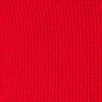 Mens Winter Sweaters: Chaps Red Chaps Combed Cotton Sweater