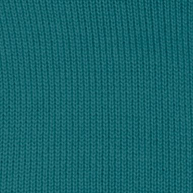 Mens Crew Neck Sweaters: Dark Teal Chaps Combed Cotton Sweater