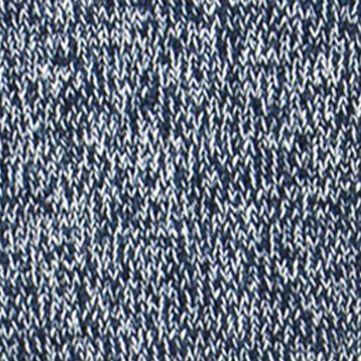 Chaps Men Sale: Indigo Twist Chaps Combed Cotton Mock Neck Sweater